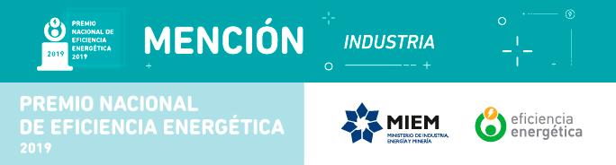 DARNEL ACREEDOR DEL CERTIFICADO EN EFICIENCIA ENERGÉTICA 2019